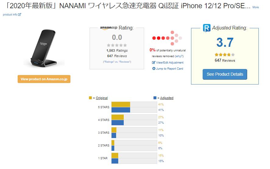 nanamiの評判・レビュー2