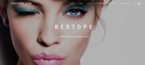 BESTOPEのブランドホームページ