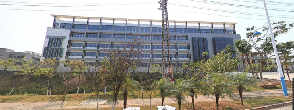multifun工場の所在地