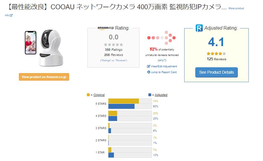 COOAUの評判・レビュー1